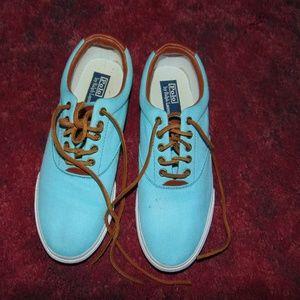 Polo mens  tennis shoes